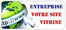 Creation site professionnel