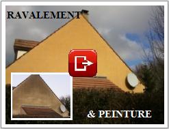 Entreprise de peinture ravalement Laval (53) Mayenne